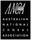Australian National Choral Association logo