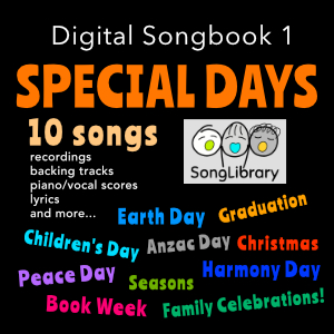 Songs for children to sing - download now  | SongLibrary